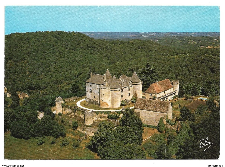 24 Sainte Mondane - Le Château De Fénelon Flanqué De Tours à Mâchicoulis, Où Naquit En 1651 L'archevêque De Cambrai - Altri Comuni