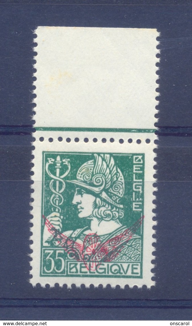 S17 Postgaaf ** MNH Zeer Mooi  50  Côte - Dienstpost
