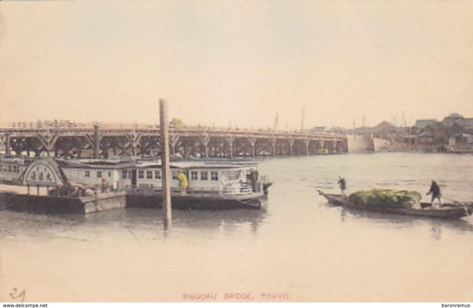 Tokyo - RioGoku-Bridge         (190913) - Tokio