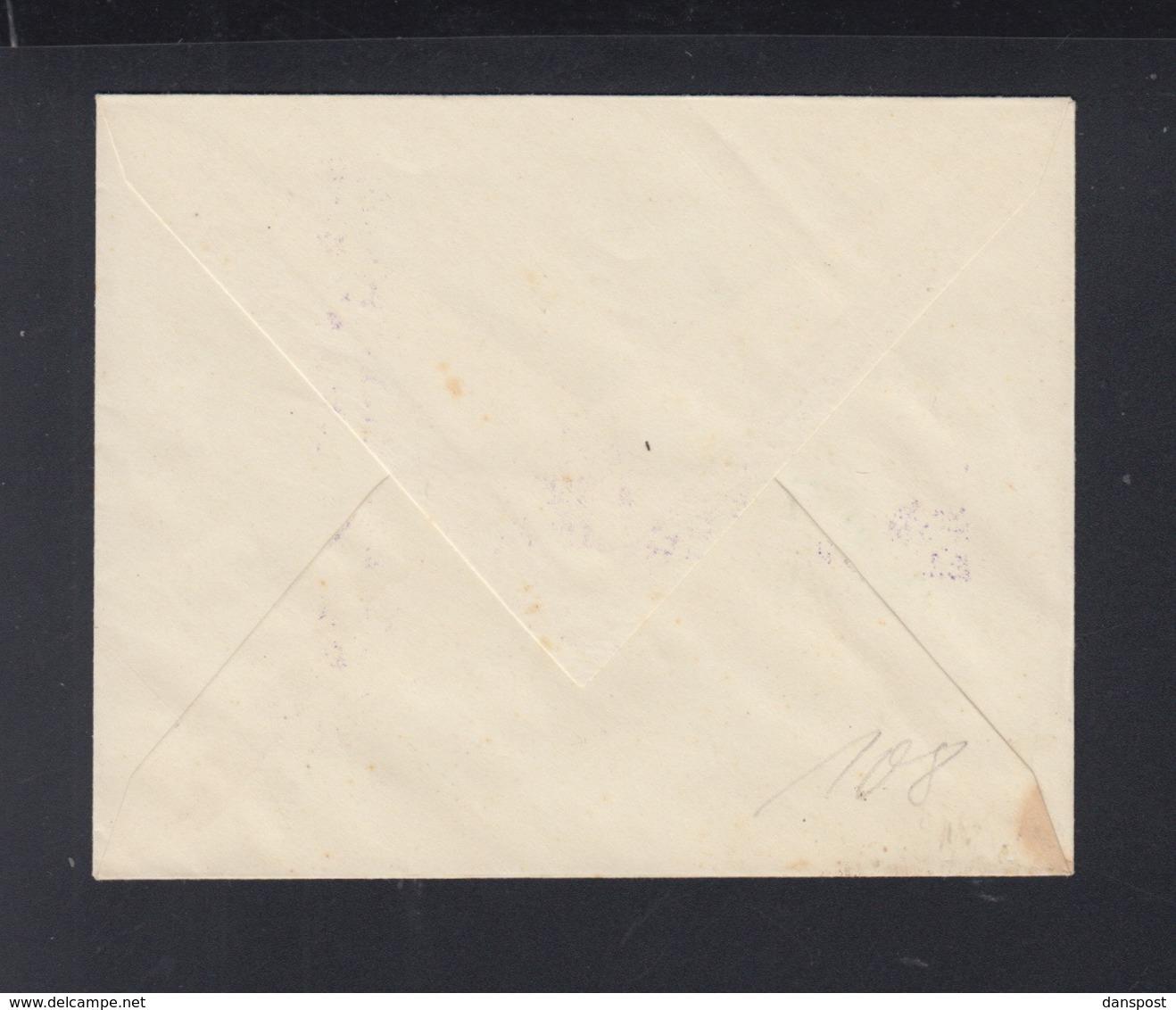 Dt. Reich Brief 1939 Propagandastempel Chodziez - Briefe U. Dokumente
