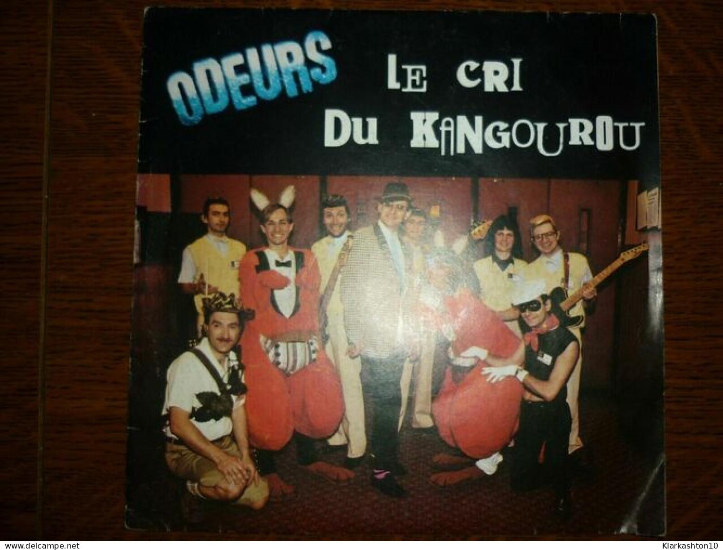 Odeurs: Le Cri Du Kangourou-Concours Lépine/ 45t WEA 721 714 - Vinyl Records