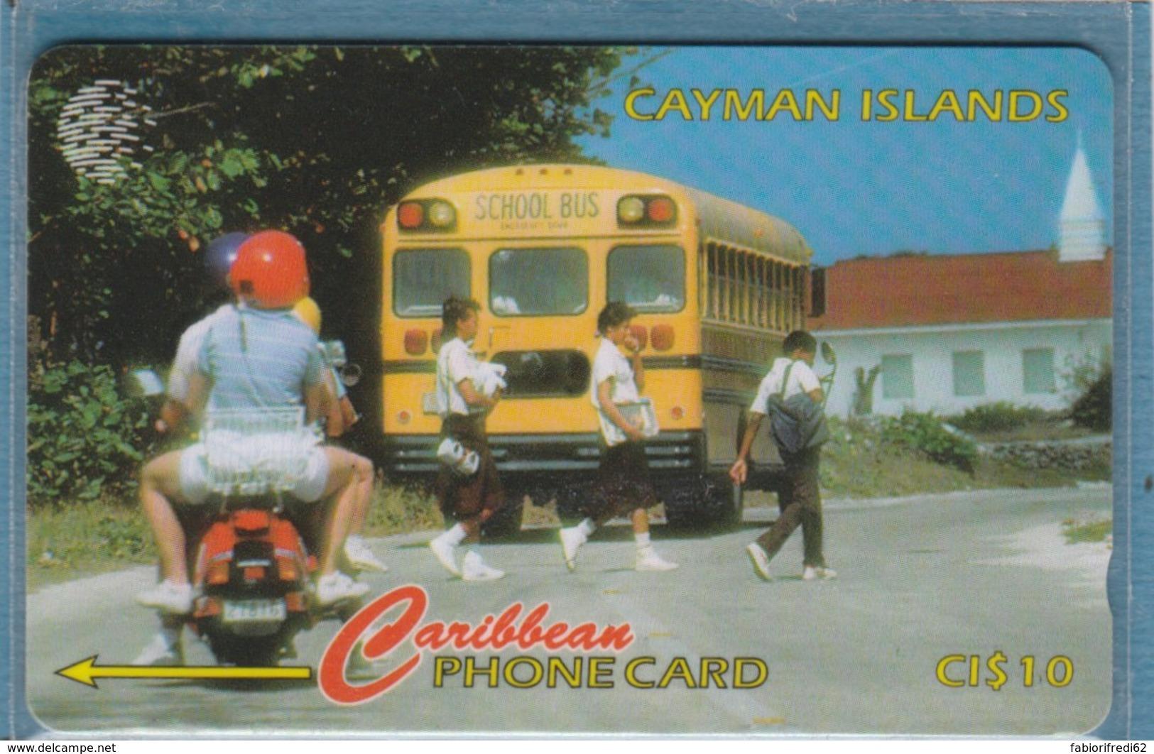 PHONE CARD-CAYMAN (E48.3.6 - Isole Caiman