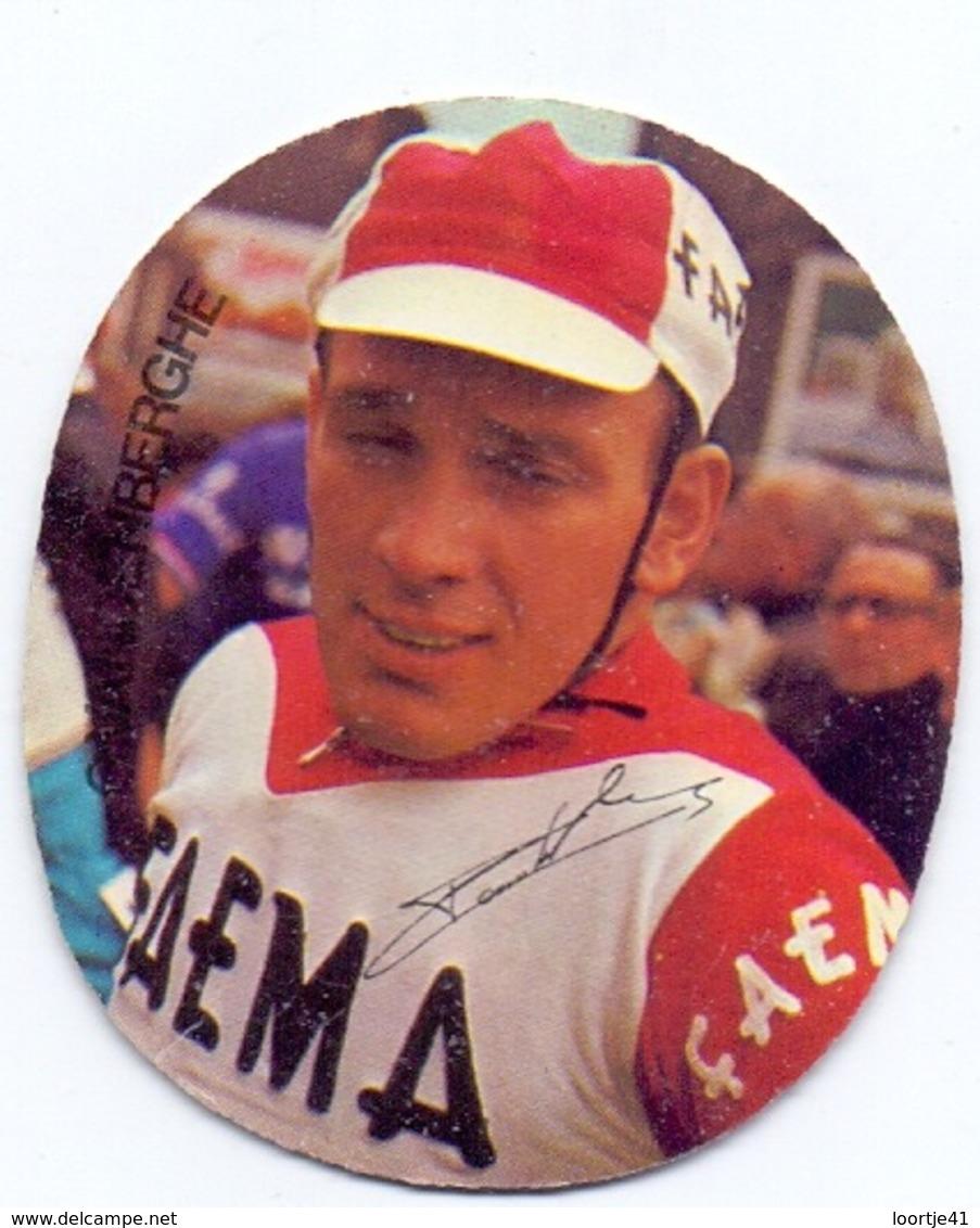 Chromo - Wielrennen Cyclisme - Coureur - Wielrenner - Georges Vandenberghe - Cyclisme