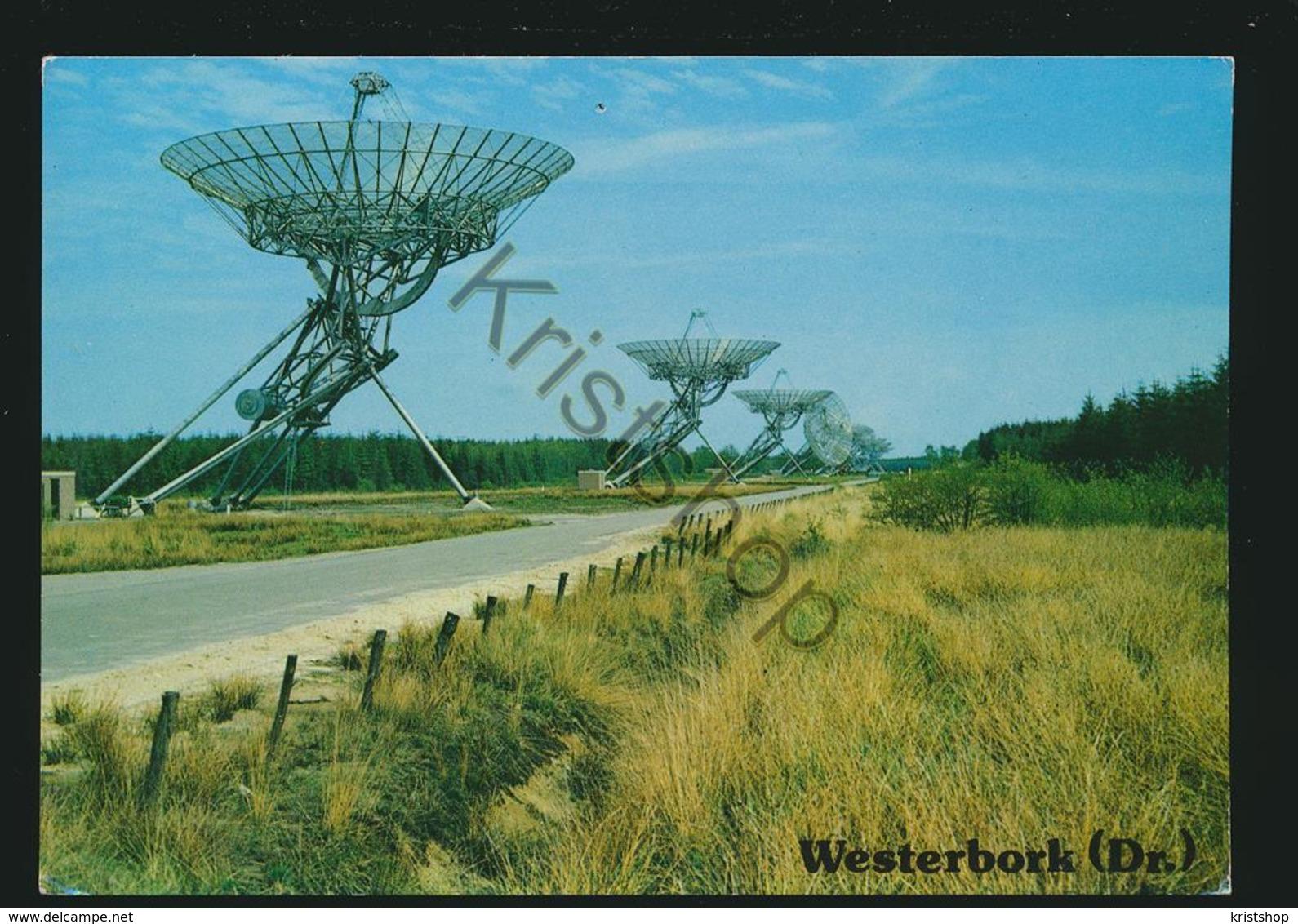 Westerbork  - Gelopen Met Postzegel [AA25 0.447 - Niederlande