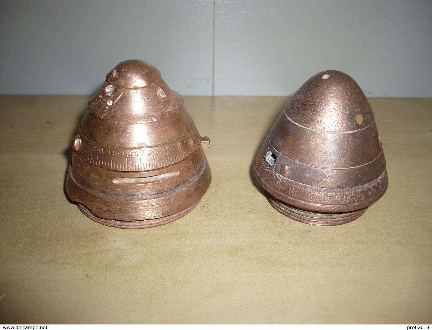 Fusées Anglaise N°80 N°85 - 1914-18