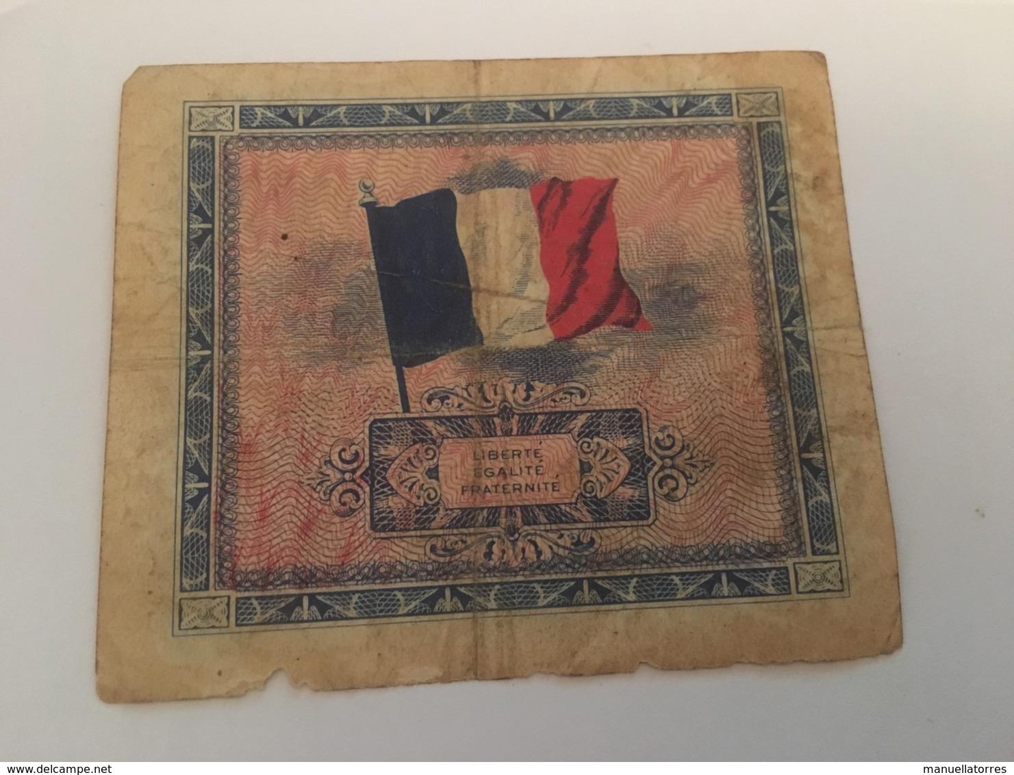 Billet 10 Francs 1944 - 10 F 1941-1949 ''Mineur''