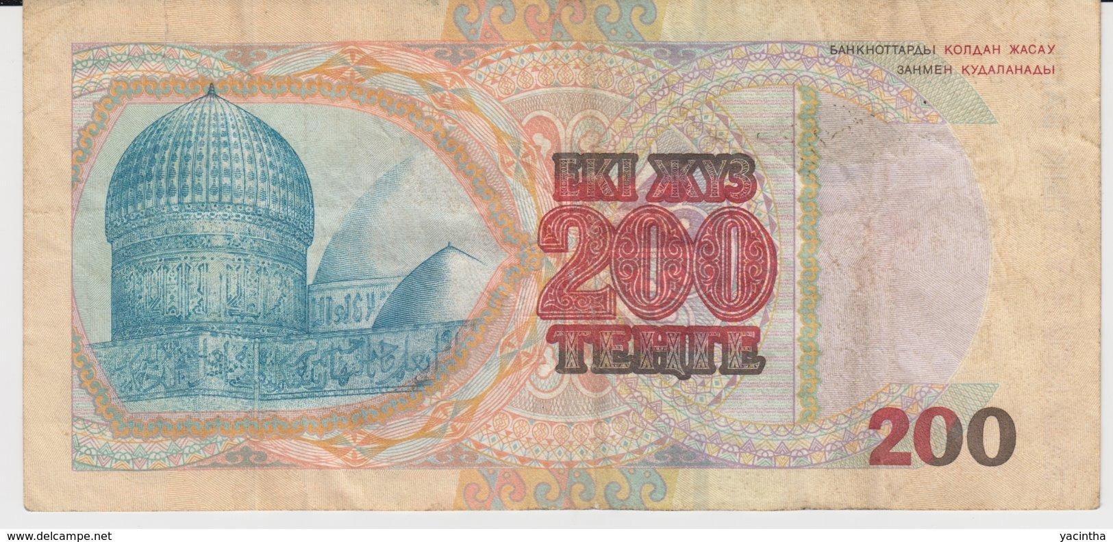 @Y@  Kazachstan  200  Tenge   BA8231507  Circulatie - Kazachstan