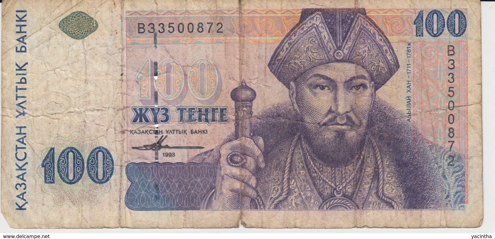 @Y@  Kazachstan  100  Tenge   B33500872  Circulatie - Kazachstan