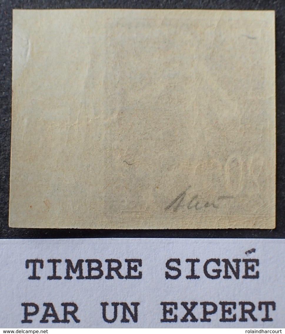 R1189/17 - 1907 - TYPE SEMEUSE - N°139d NON DENTELE NEUF** BdF ☛☛☛ Signé Par Un Expert - Imperforates