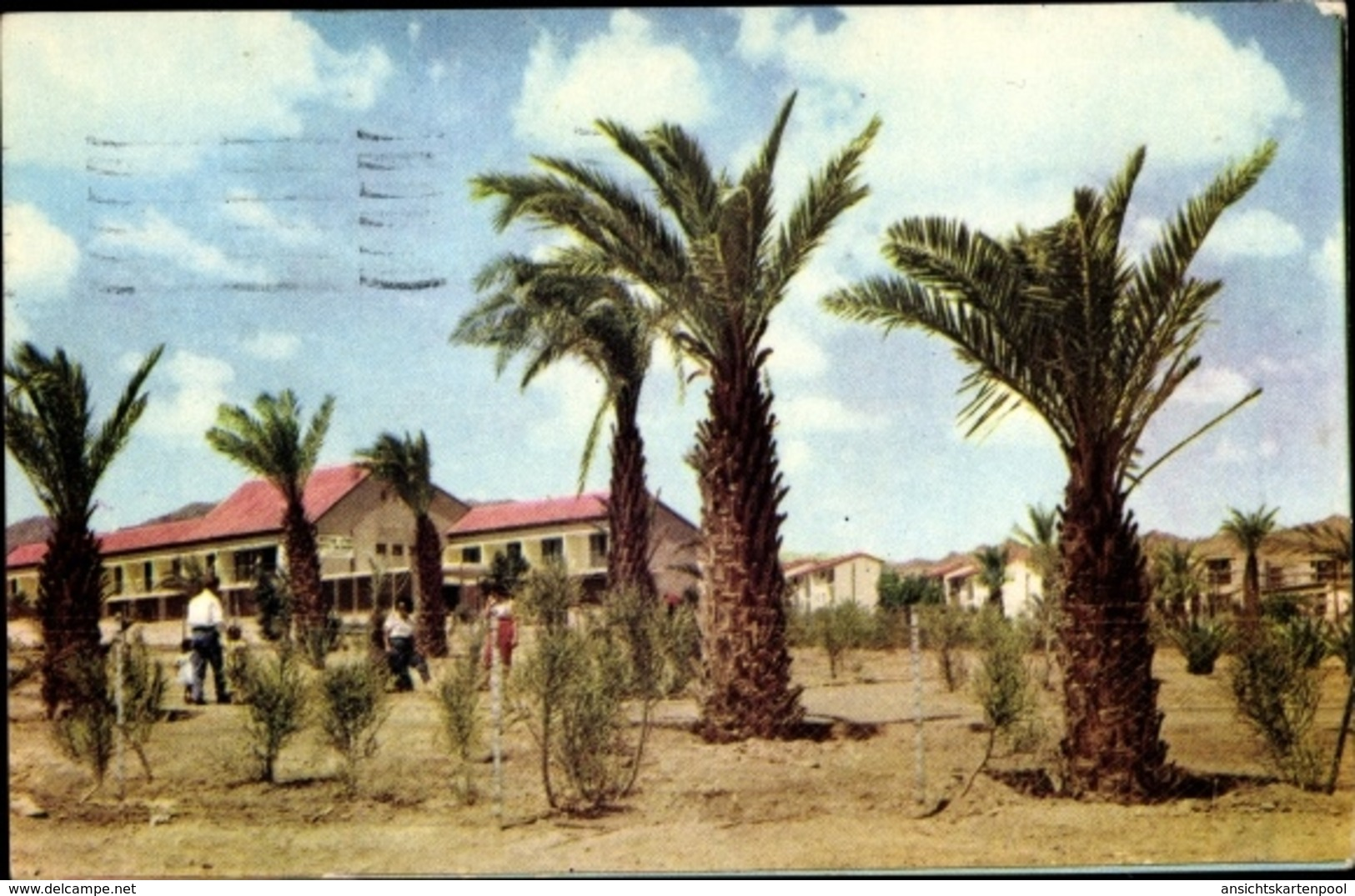 Cp Elath Israel, Shelomi Hotel - Israël