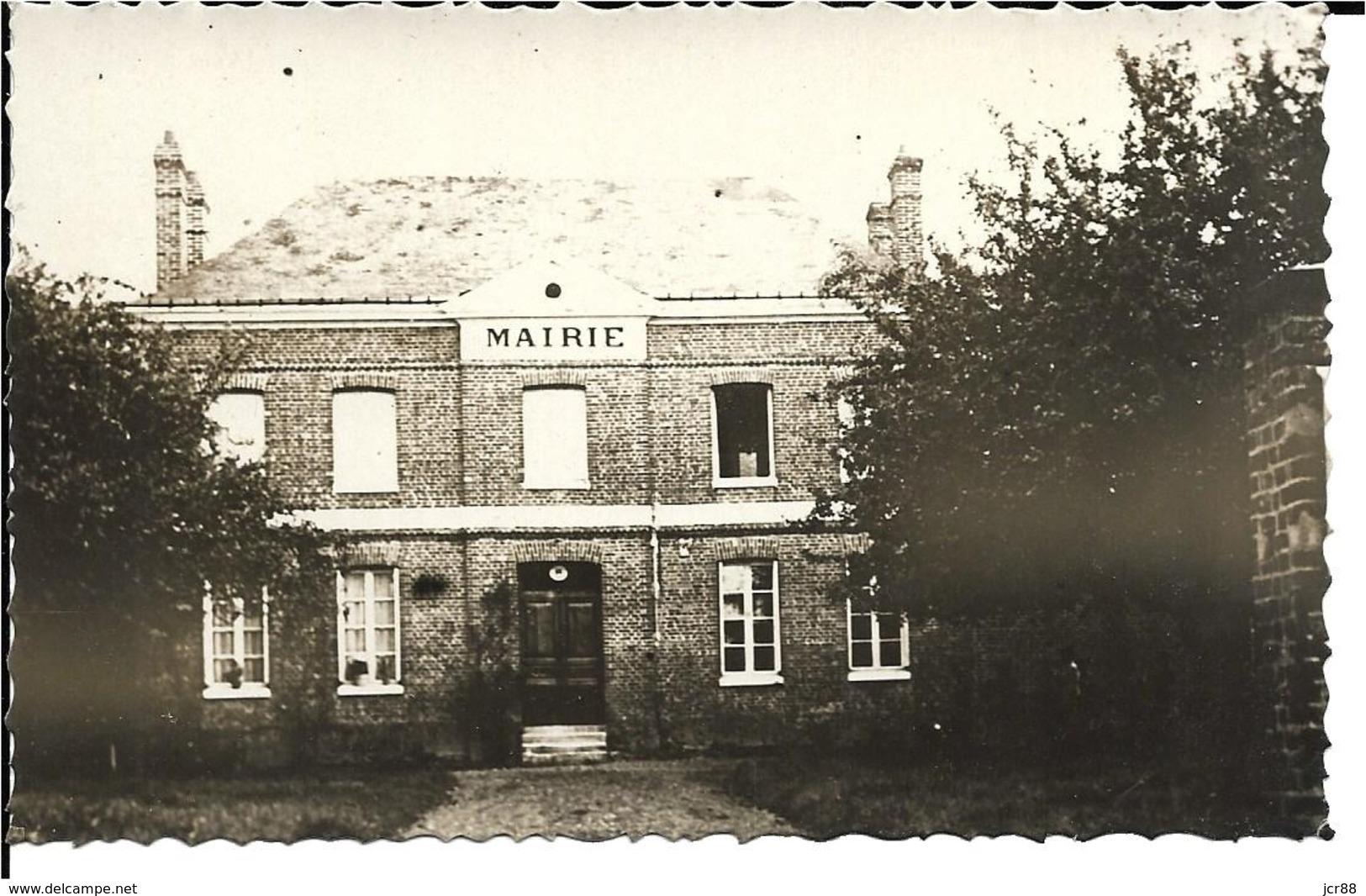 76 - Seine Maritine - Pissy Poville - La Mairie - Altri Comuni