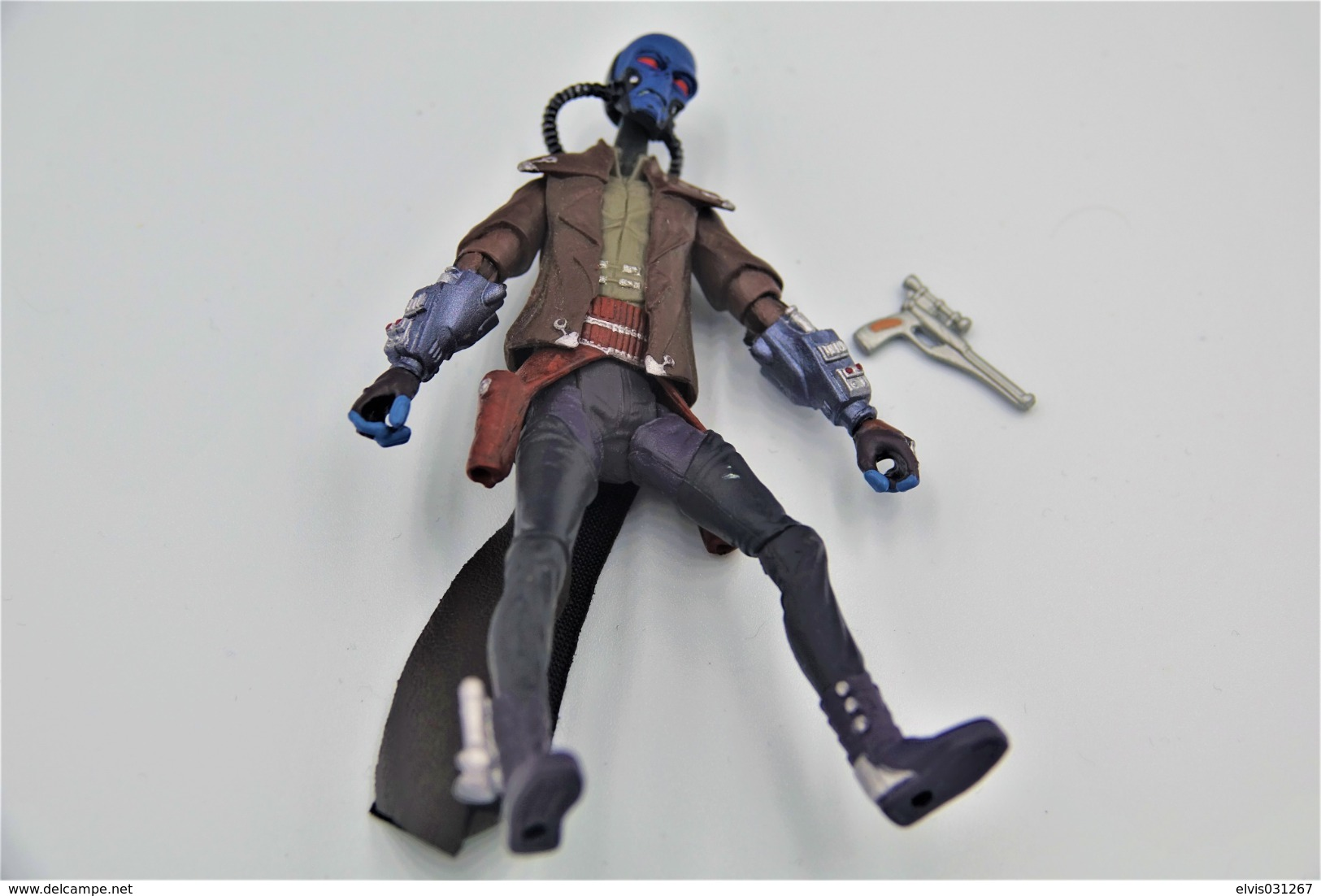 Vintage FIGURE : HASBRO Star Wars CW-22 Cad Bane - 2010 - RaRe  - Figuur - Figurines