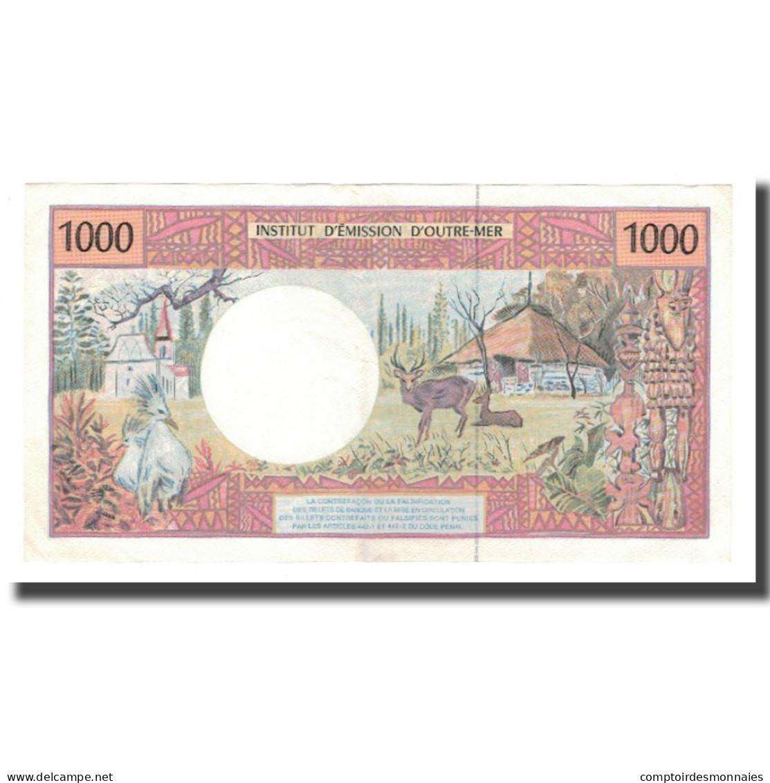 Billet, Tahiti, 1000 Francs, Undated (1971-85), KM:27A, SUP - Papeete (Polynésie Française 1914-1985)