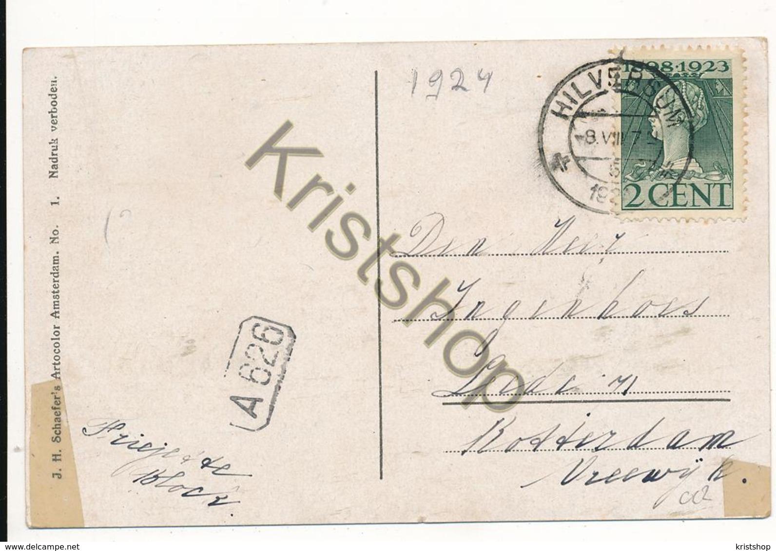 Hilversum - Spanderswoud [AA25 1.602 - Niederlande