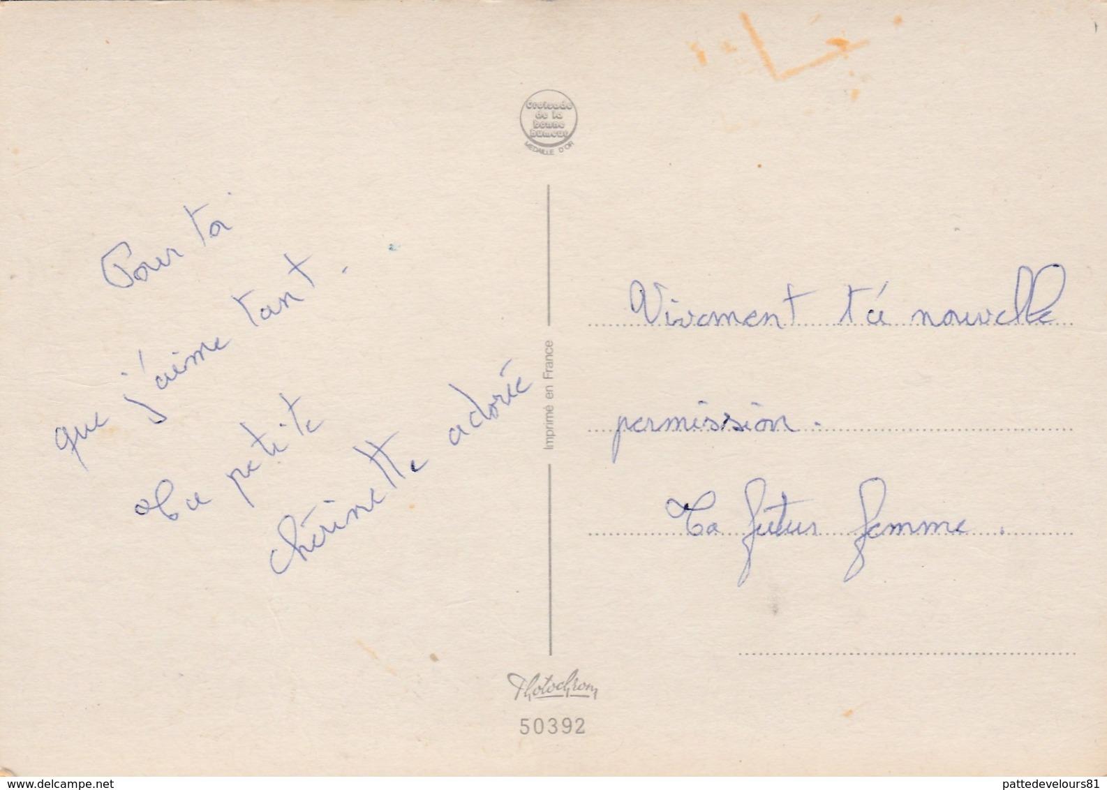 CPSM Pin-up Sexy Glamour Bas Soldat Militaire Armée Permission Militaria Illustrateur L. CARRIERE N° 50392 (2 Scans) - Carrière, Louis