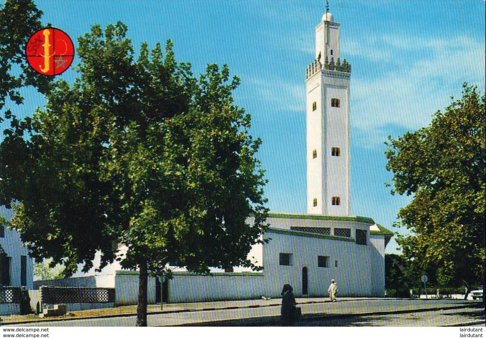 MAROC  KÉNITRA  Mosquée Chaabi - Maroc