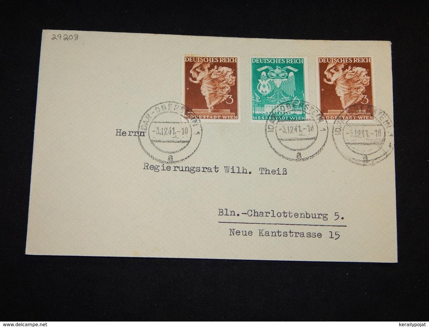 Germany 1941 Idar-Oberstein Cover__(L-29208) - Deutschland