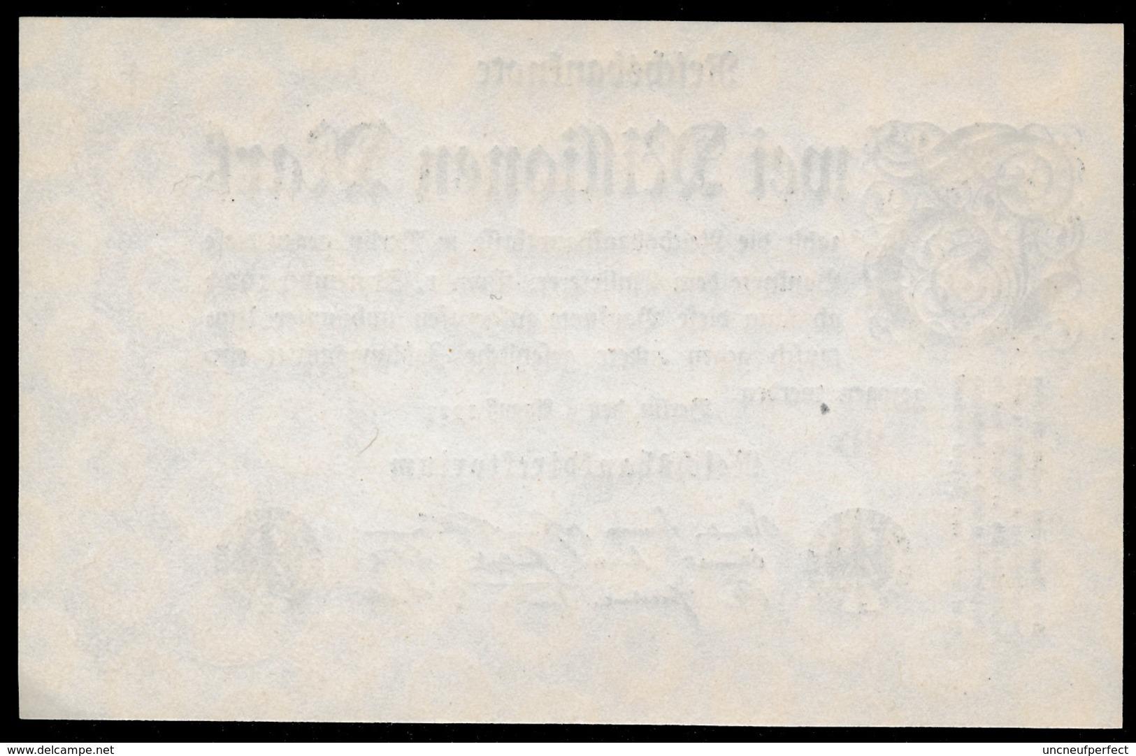 Pick104 Ro103c DEU-116c  2 Million Mark 1923 NEUF - 2 Millionen Mark