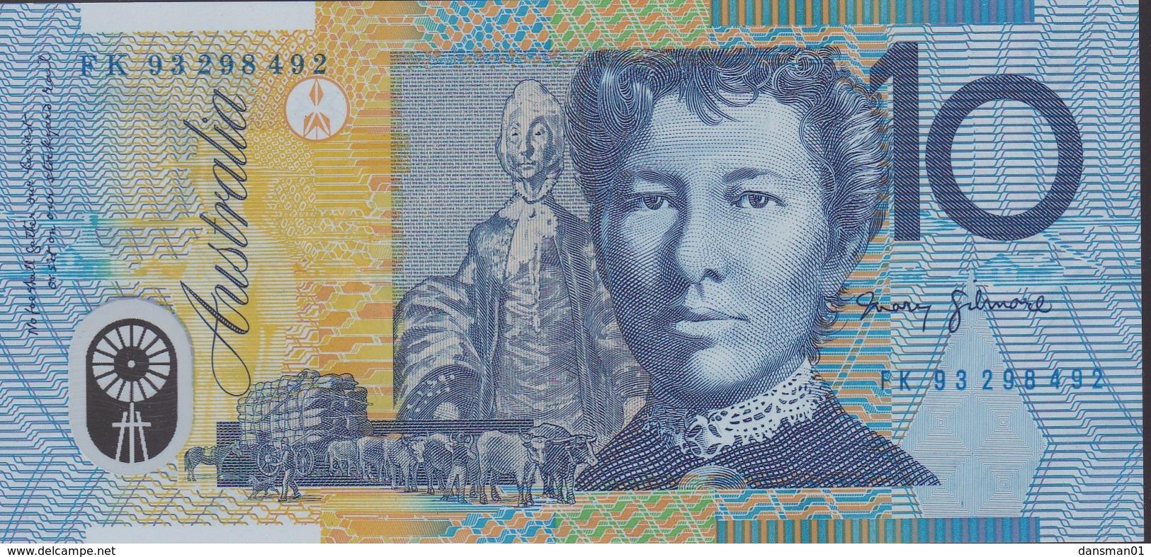 Australia 1993 Polymer $10 FK 93298492 Uncirculated - Emissioni Governative Decimali 1966-...