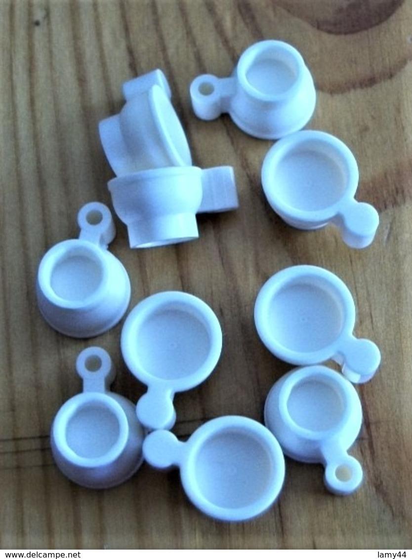 Lot De 10 Tasses Légo - Lego