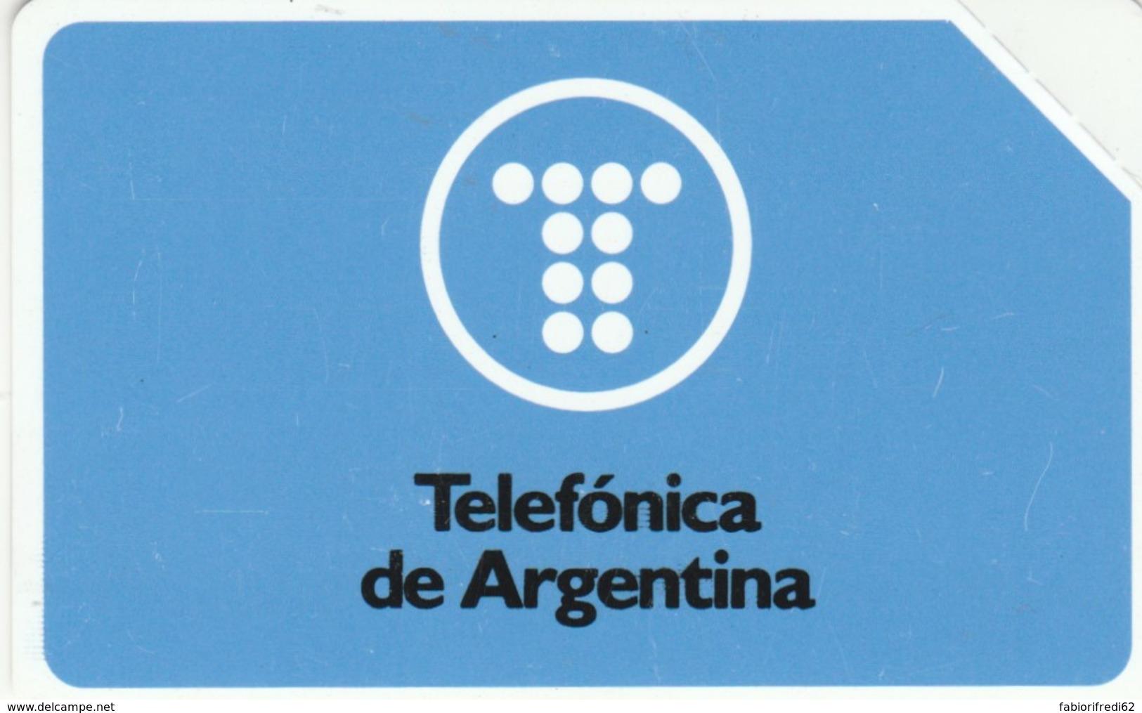 PHONE CARDS ARGENTINA-URMET-NEW (E49.34.2 - Argentinien