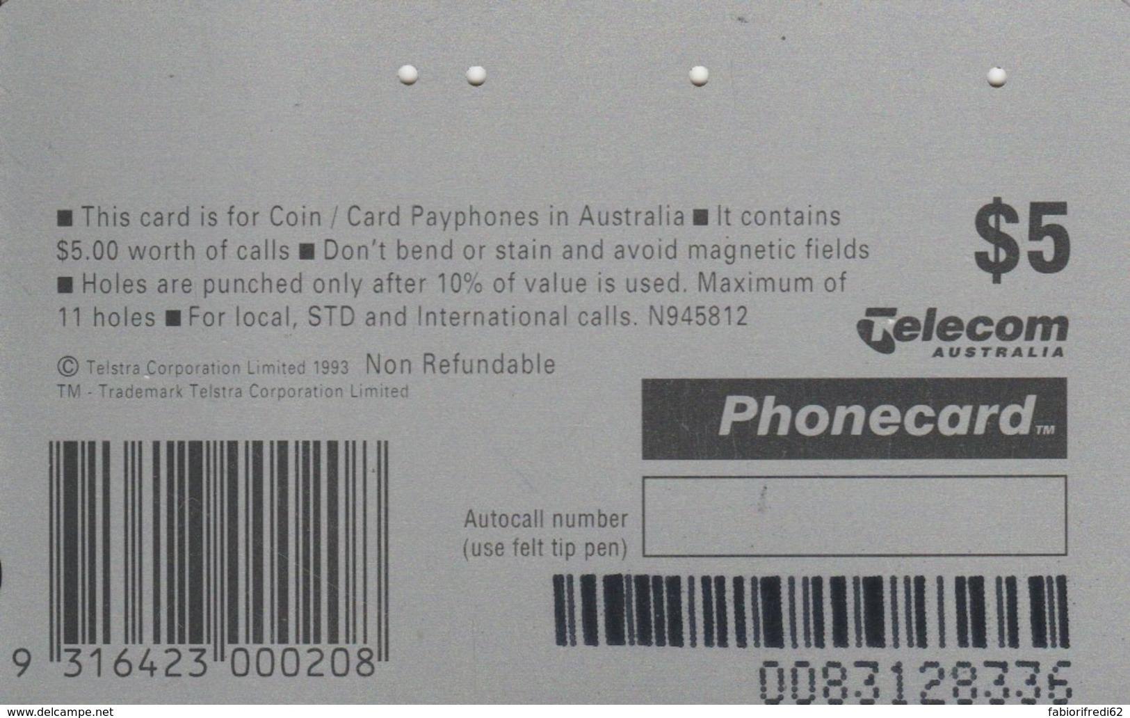 PHONE CARDS AUSTRALIA (E49.34.7 - Australia