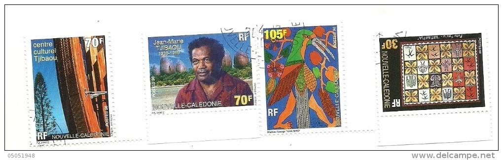 758/60  TJIBAOU    (556) - New Caledonia