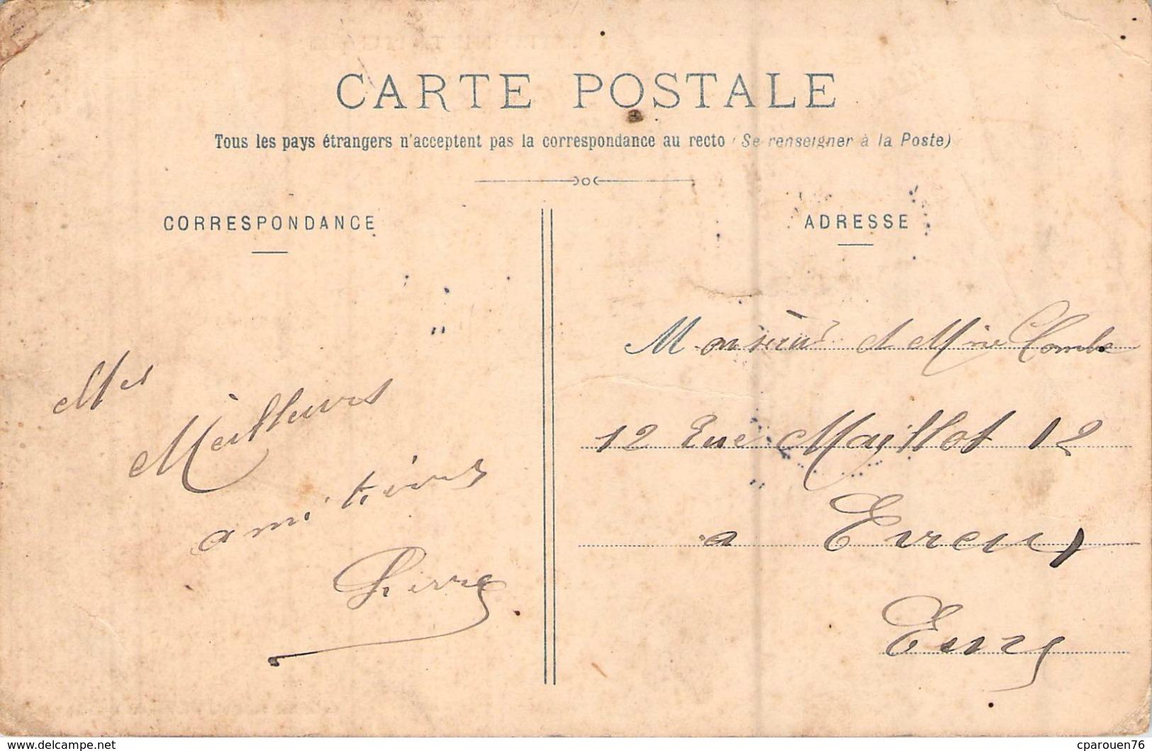 C P A 55 Meuse Nettancourt La Chapelle Carte Animée - Francia