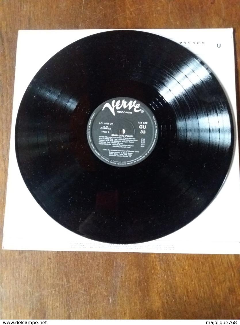 Stan Getz Plays - Stella By Starlight - Verve 711120 - 1967 - Jazz