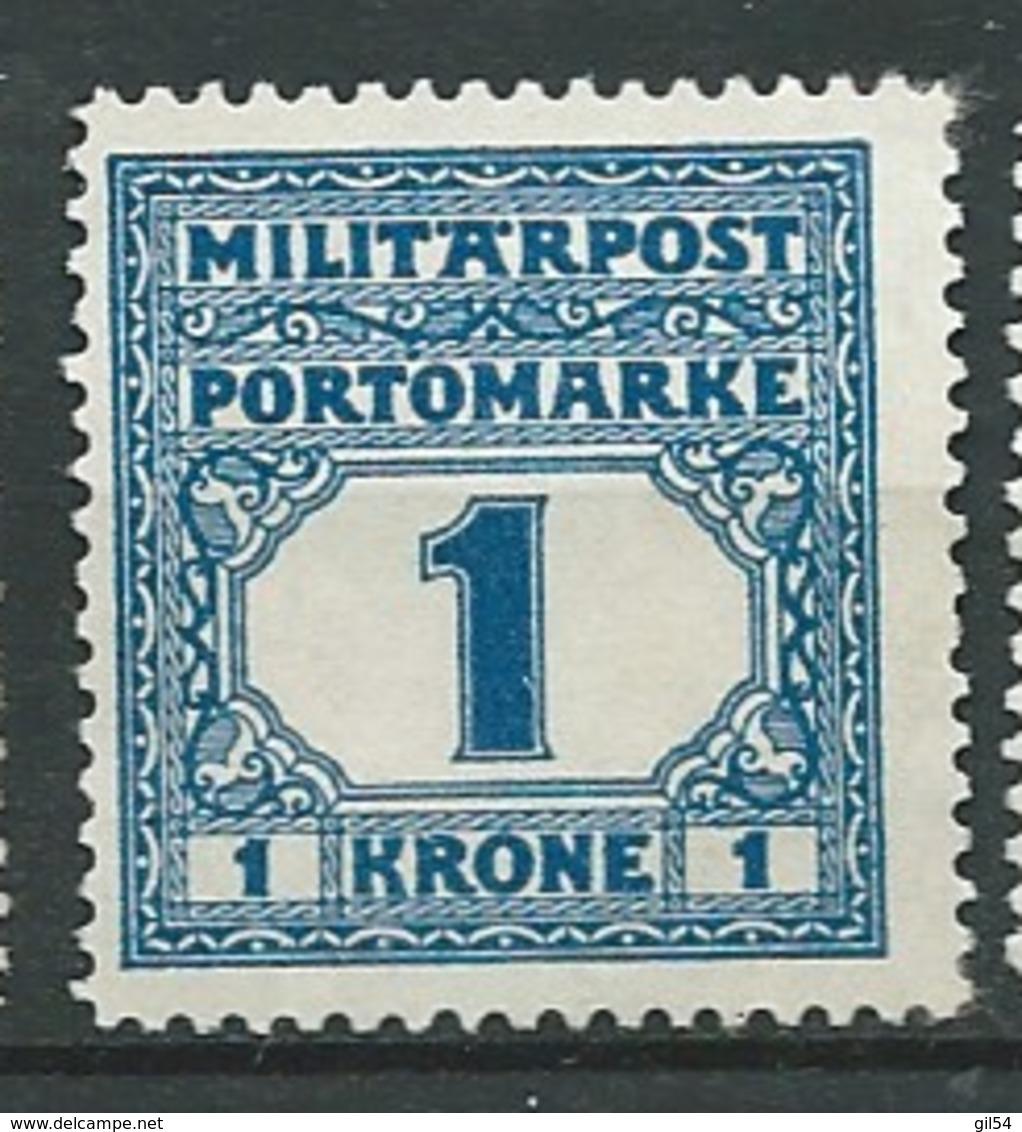 Bosnie Herzégovine  - Taxe    - Yvert N°  25 (*)  Ad 39508 - Bosnia Erzegovina