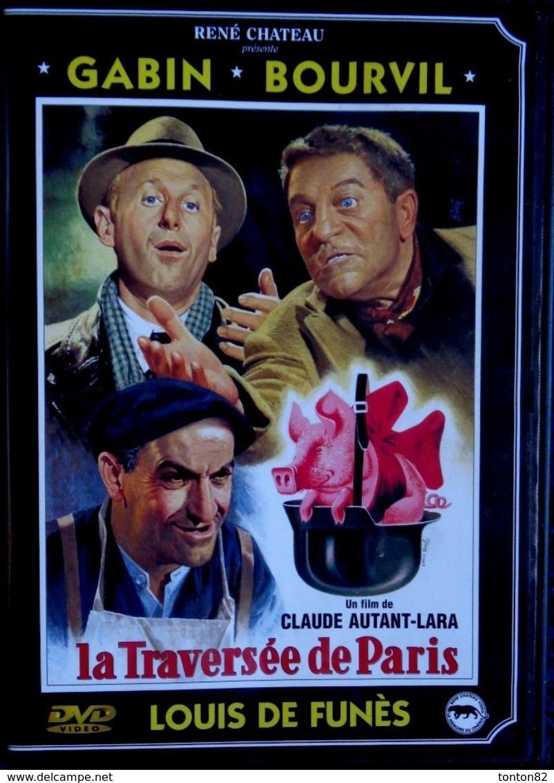 La Traversée De Paris - Gabin / Bourvil / De Funès - Comedy