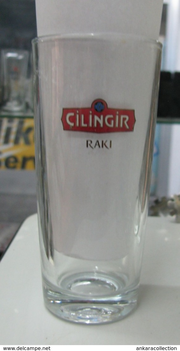 AC - CILINGIR RAKI CONIC GLASS FROM TURKEY - Other Collections
