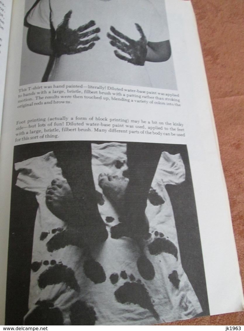T – SHIRTING, By CHARLES PLATT 1975 - Ontwikkeling