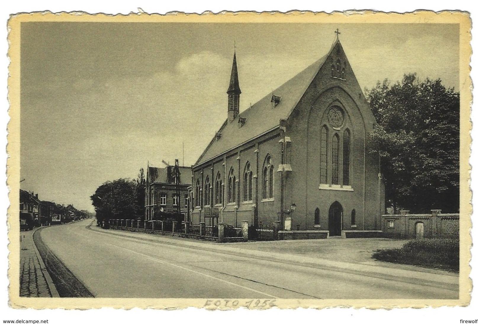 X02 - Asse - Klooster Van De Missionarissen Van Het H. Hart - Steenweg Op Brussel - Asse