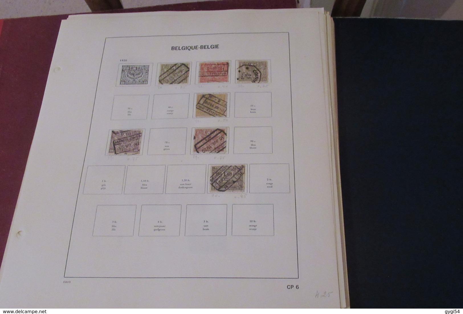Belgique Toutes  Epoques  Tous Etats   65 Scans - Stamps