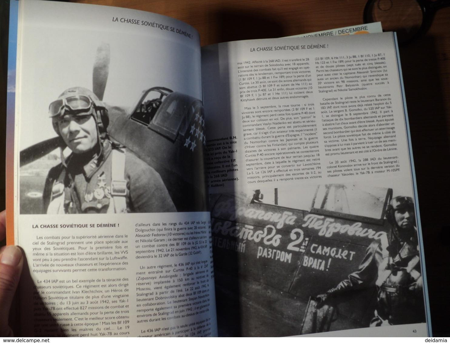 Magazine BATAILLES AERIENNES N° 20 - Avril – Mai – Juin – 2002  Revue Trimestrielle. En Couverture : 1er Partie Les Alle - Aviation