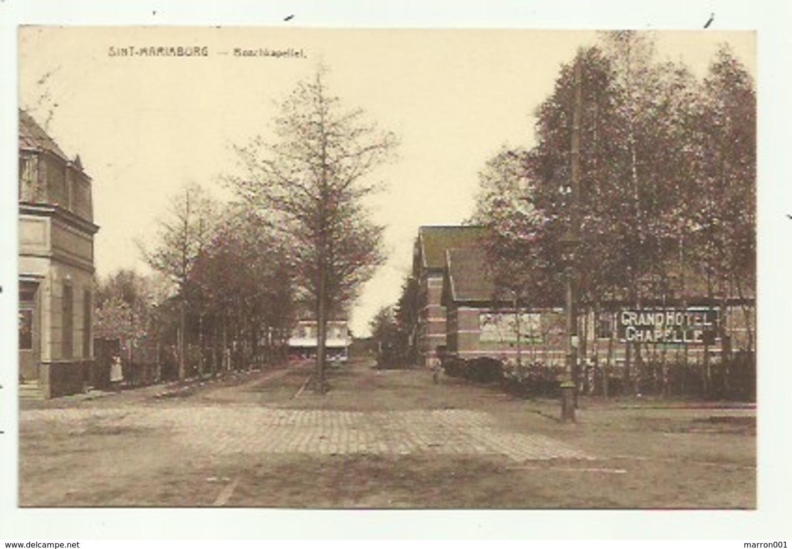 Sint - Mariaburg - Boschkapellei - Verzonden 19?? - Antwerpen