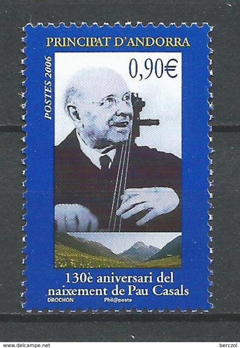 ANDORRE 2006 N° 629 NEUFS** - French Andorra