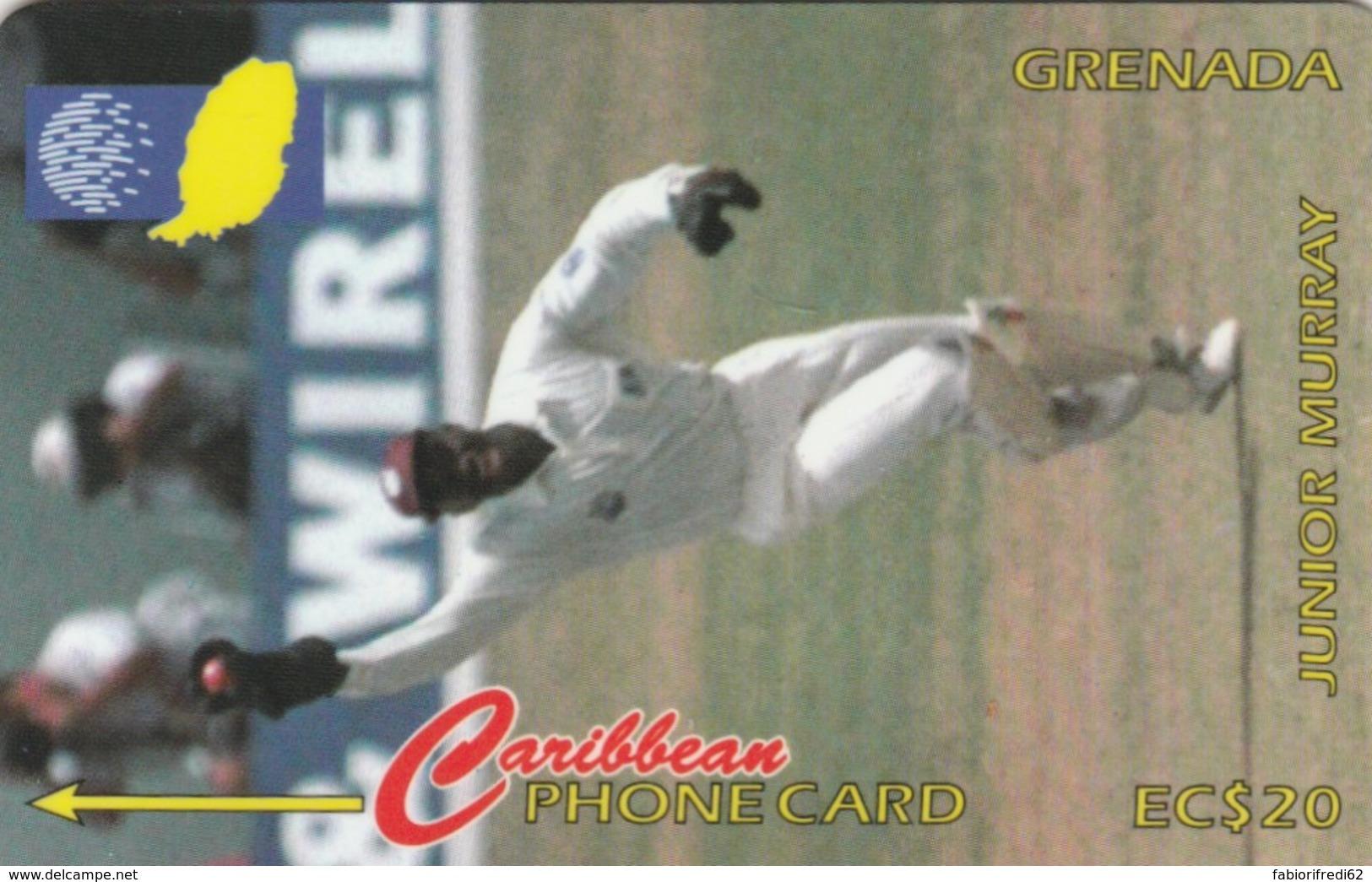 PHONE CARD GRENADA (E50.9.4 - Grenada