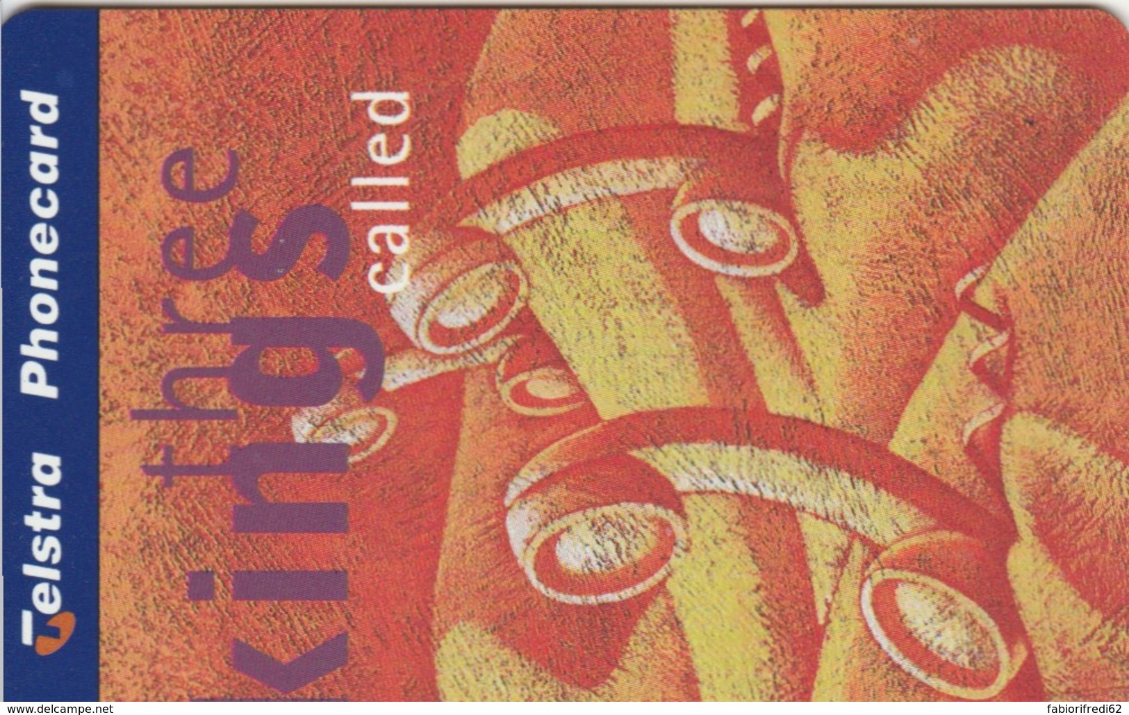 PHONE CARD AUSTRALIA (E50.14.3 - Australia