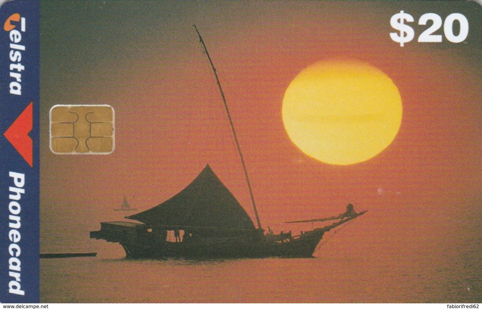 PHONE CARD AUSTRALIA (E50.16.1 - Australia