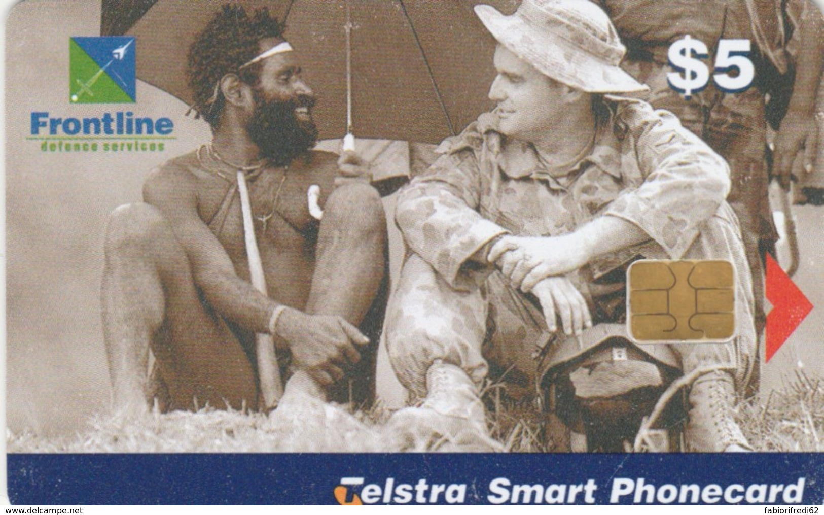 PHONE CARD AUSTRALIA (E50.16.4 - Australia