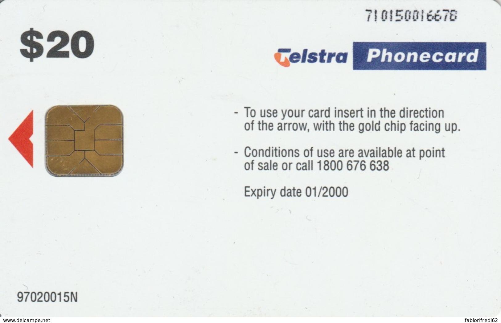PHONE CARD AUSTRALIA (E50.16.5 - Australia