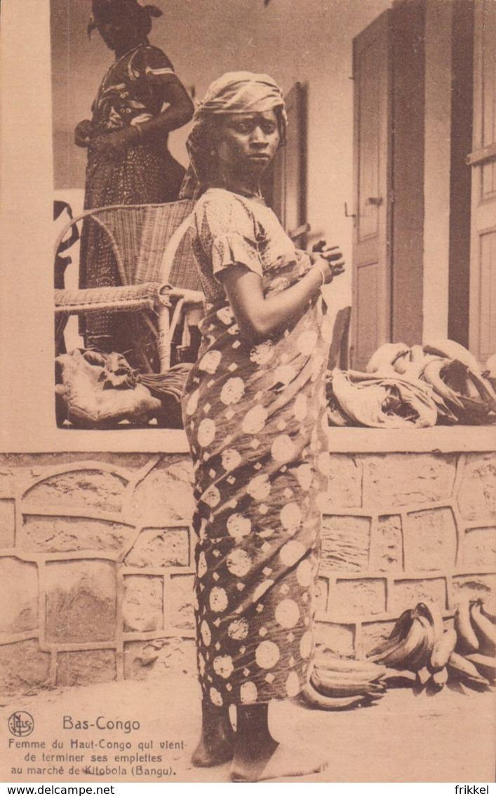 Bas-Congo Femme Du Haut Congo - Congo Belge - Autres
