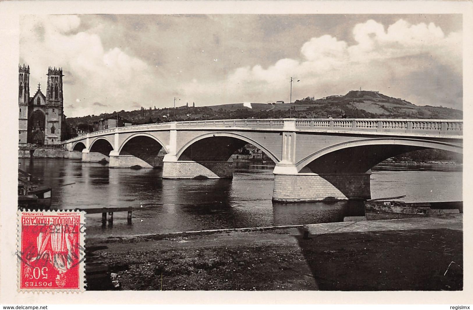 54-PONT A MOUSSON-N°T1162-C/0283 - Pont A Mousson