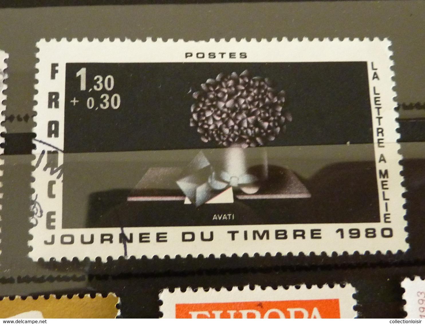 ALBUM CONTENANT 310 TIMBRES DE FRANCE ET DU MONDE ( 51 Photos ) - Timbres