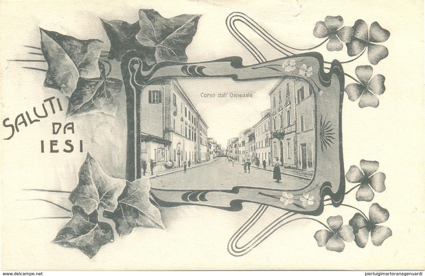 12958 - Iesi - Corso Dall'Ospedale  ( Ancona) F - Ancona
