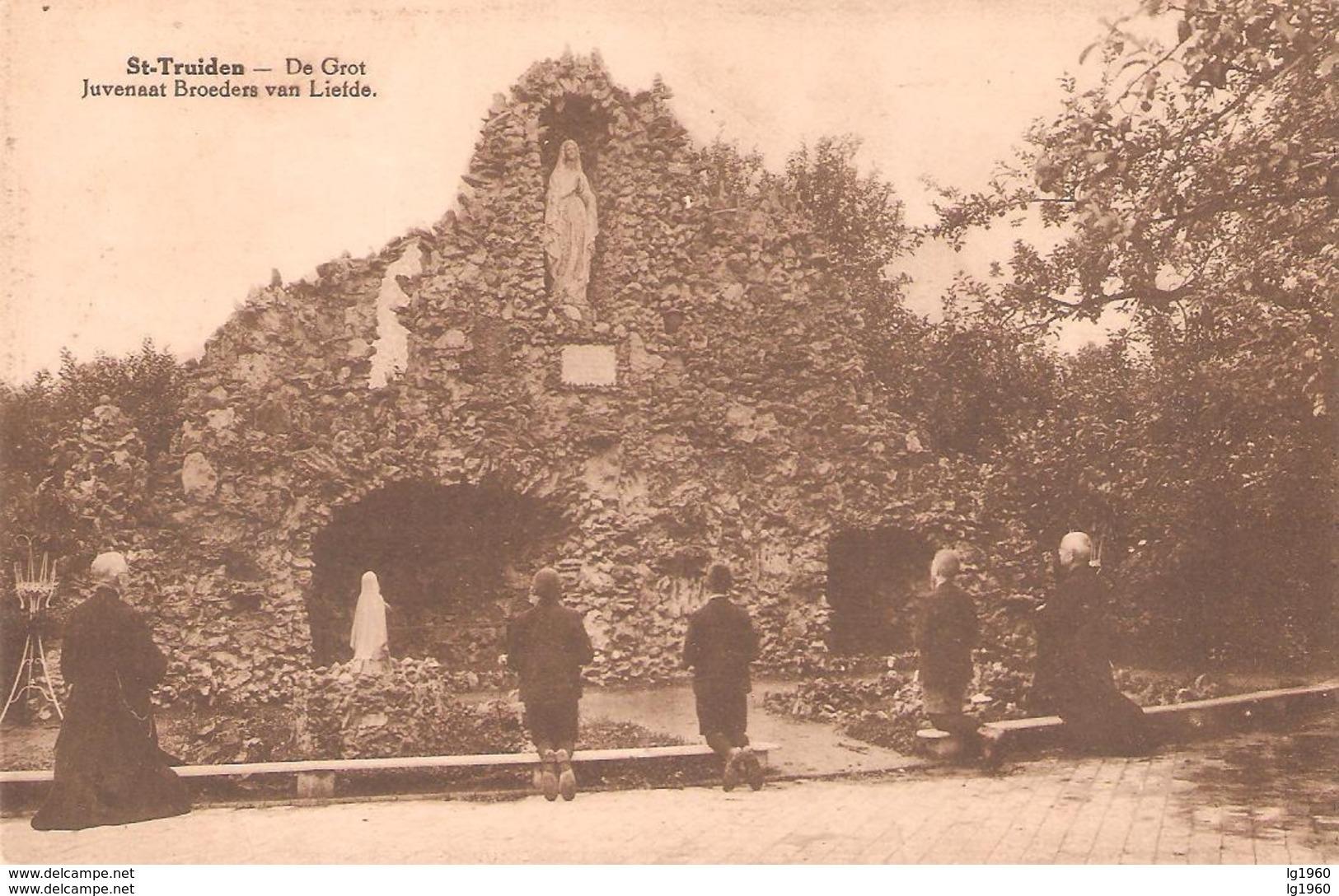 474a) SINT-TRUIDEN - De Grot Juvenaat Broeders Van Liefde - Sint-Truiden