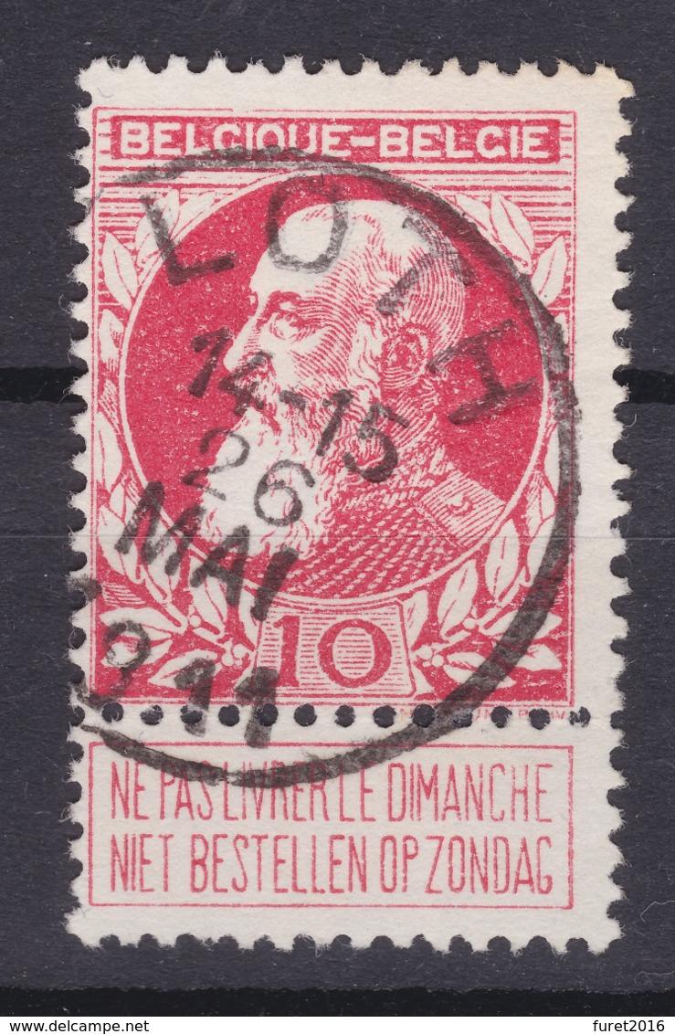 N° 74:  LOTH - 1905 Grosse Barbe