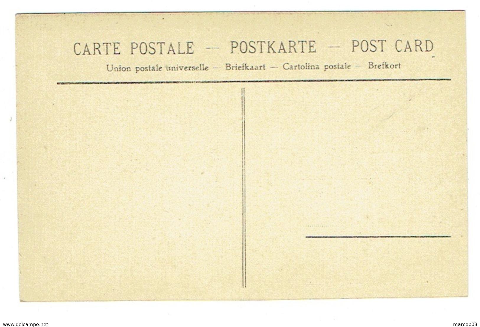 63 PUY DE DOME PUY GUILLAUME Château De Chabanne Belle Carte Toilée - Frankrijk